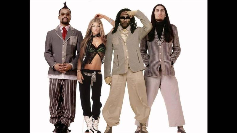 The Black Eyed Peas - Dirty Bit (Instrumental)
