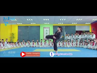 Pashto Action Dubbing Song _and_Pashto Special Song