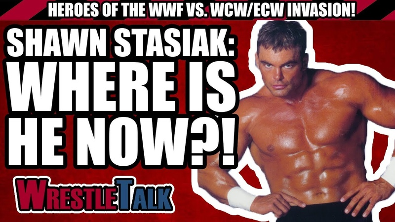 WHAT HAPPENED To... Shawn Stasiak? | Heroes Of The WWE Vs. WCW/ECW Invasion