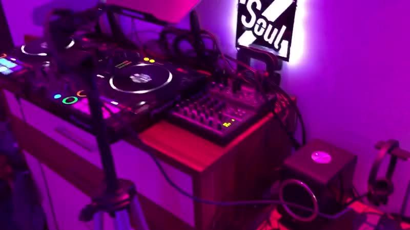 Kris DJing