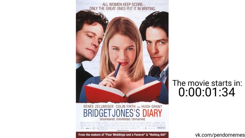 Bridget Jones's Diary (2001) english subs