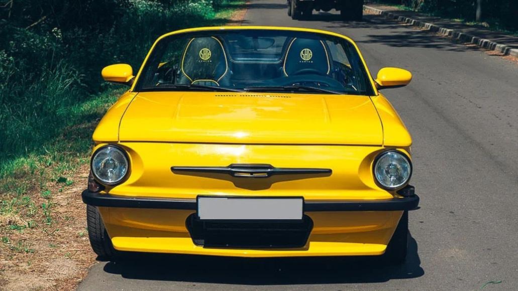 Самый быстрый «Запорожец» продают за 3 200 000 руб.