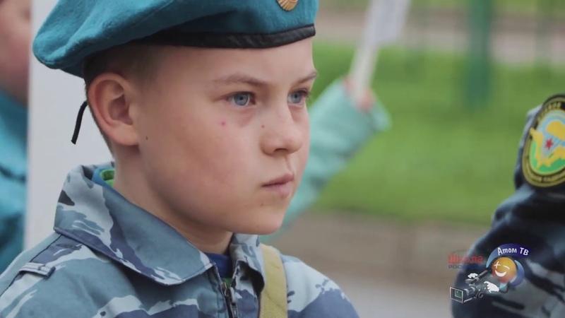 Бессмертный полк. г. Удомля. 2019