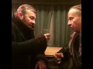 Пореченков и Охлобыстин: Только Зеленский! Если он выиграет - Крым наш! - Все наше! Только Зеленский!