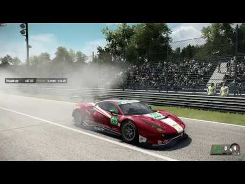 Project CARS2: Gamepad Demo 2 - Ferrari 488 GT3