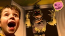 Visiting fnaf theme park Would you dare go