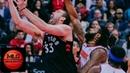 Toronto Raptors vs New York Knicks Full Game Highlights March 18, 2018-19 NBA Season