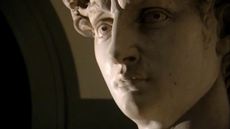 Частная жизнь шедевров Давид Микеланджело 2006 док сериал искусство BBC
