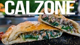 The Best Calzone (Pizza Pocket) Recipe SAM THE COOKING GUY 4K