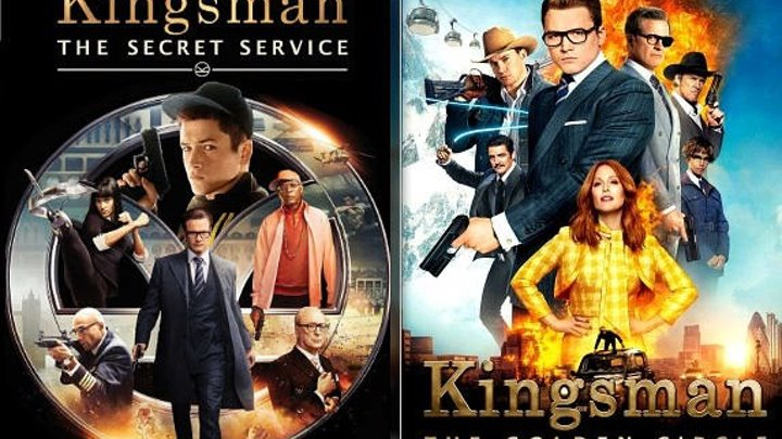 Kingsman 12 Türkçe Dublaj Single Video (Gizli Servis 2014 Altın Çember 2017) Single Video