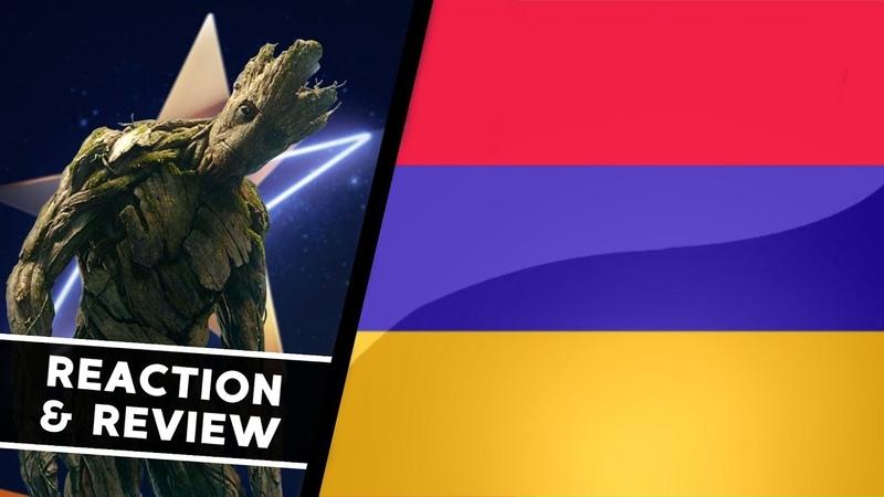 ESC 2019 | ARMENIA - Srbuk - Walking Out (Reaction Review)