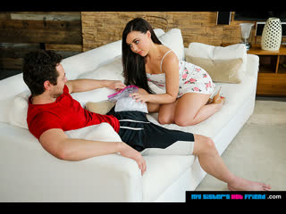 Naughty america my sisters hot friend / whitney wright & brad sterling