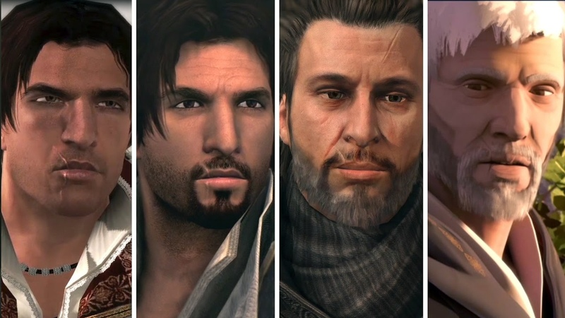 Historia completa de Ezio Auditore (Assassins Creed 2, Brotherhood, Revelations y Embers)