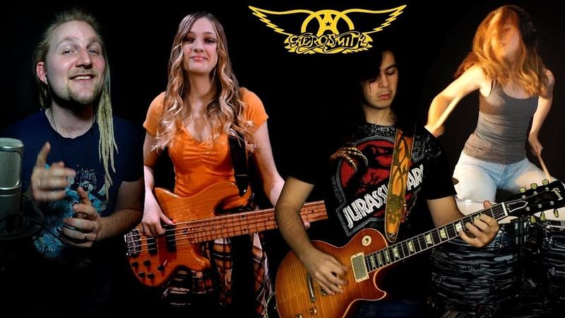 Cryin - Aerosmith Sina feat Rob Lundgren, Andrei Cerbu, Mia Morris Rick Benbow