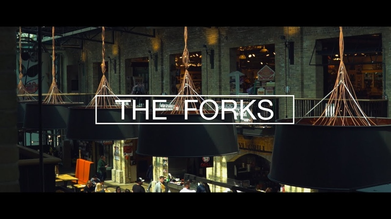 The Forks Winnipeg   Sony A6400   Sigma 30mm   Zhiyun Weebill Lab   Cinematic Film