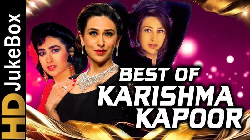 Best Of Karisma Kapoor | 90's Romantic Hindi Songs | Superhit Bollywood Hindi Songs Collection