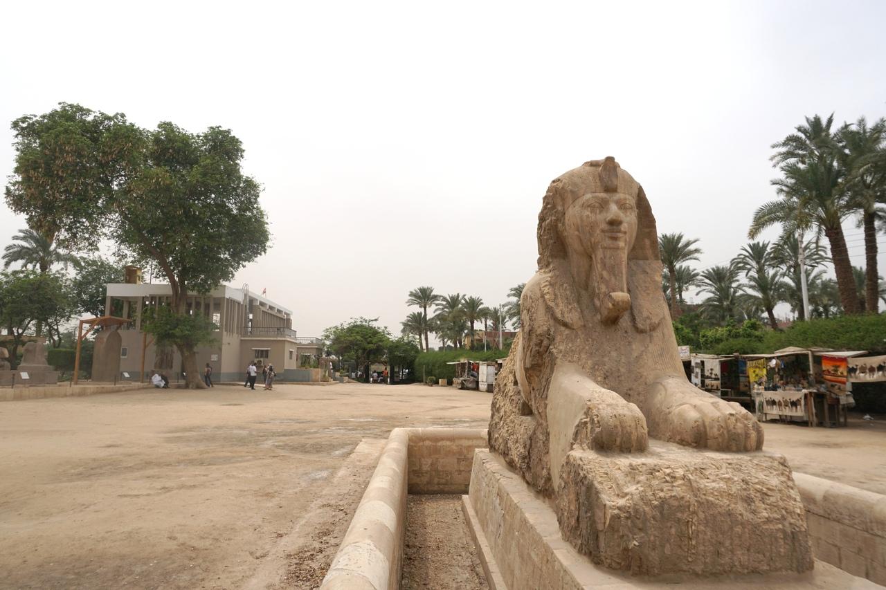 Столица Древнего Египта - Мемфис. Что от него осталось