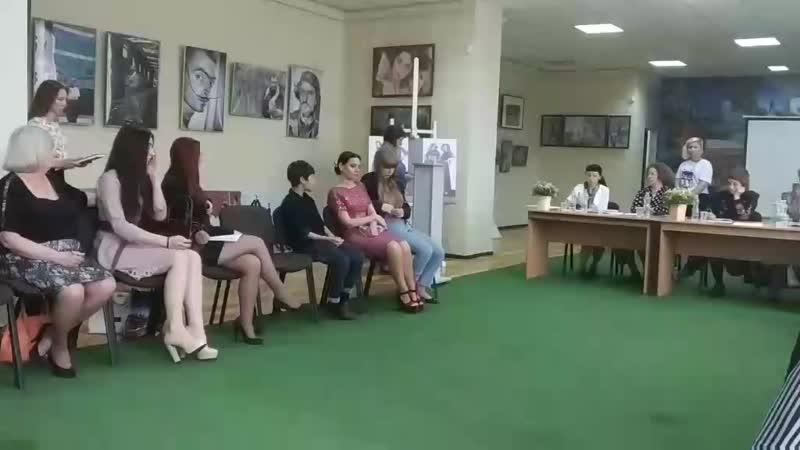 ЛГАКИ им М Матусовского Защита Дипломной работы Создание коллекции прет а порте по мотивам армянского национального костюма