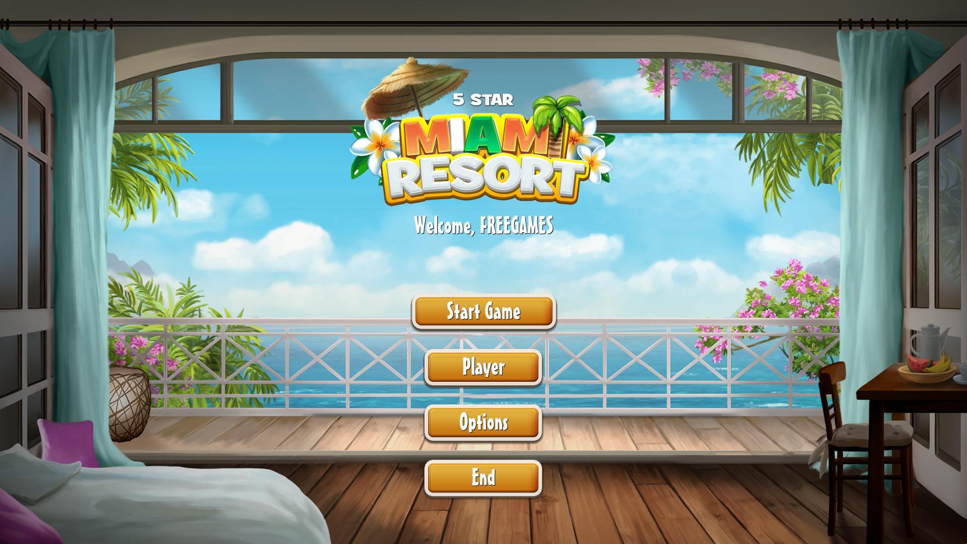Пятизвездочный отель Майями | 5 Star Miami Resort (En)