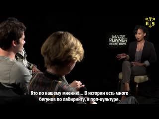 [TBSubs] Интервью