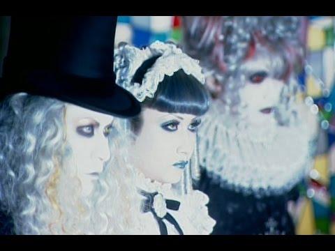 MALICE MIZER Shiroi 白い肌に狂う愛と哀しみの輪舞 PV HD 1080p
