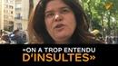 Raquel Garrido devant Radio France: cette opération est «à l'attention des médias spécifiquement»