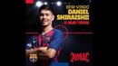 Bienvenido Dani Shiraishi a Barca Lassa Remates y Goles 2019