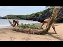 Wild island survival challenge Survival skills on desert island part 3