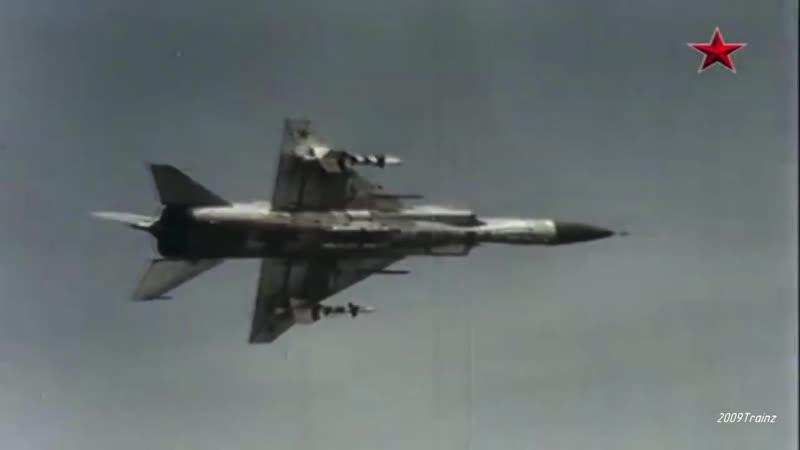 Истребитель-перехватчик Су-15 ТМ, мой первый боевой самолет.