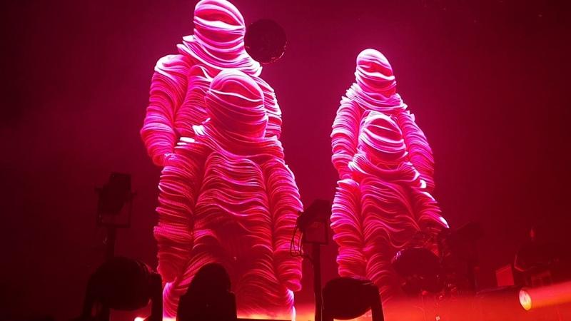 Chemical Brothers- Gotta keep on makin me high live @ Accor Hotels Arena 10032018