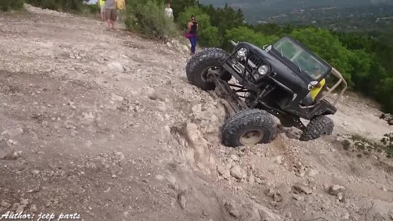 Off-Road Time with Cars