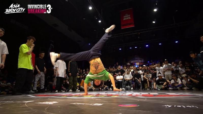 Hentai Unity vs Team Hongkong 8 4 Crew Battle Invincible Breaking Jam Vol 3