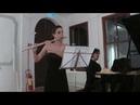 C. Debussy - La fille aux cheveux de lin - Flute and Piano