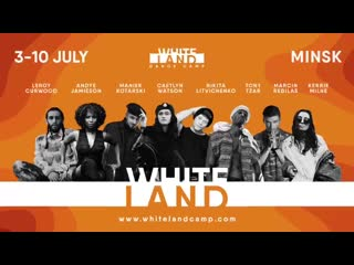 Whiteland dance camp 2019