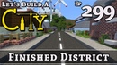 How To Build A City :: Minecraft :: Finished District :: E299