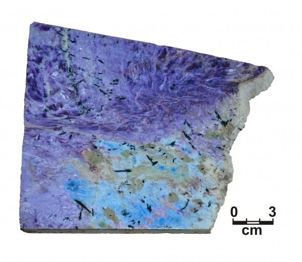 В России обнаружили новый минерал