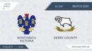 AFL19. United World 3. Day 10. Northwich Victoria - Derby Country