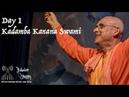 Radhadesh Mellows 2018 Day 1 Kadamba Kanana Swami