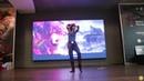 Корра (Аватар: Легенда о Корре) - Конкурс косплея Кубок Ростелекома 16.06.19