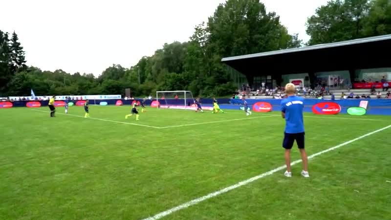 10 Year Old Goalkeeper Bobby - Golden Glove Merkur Cup 2018