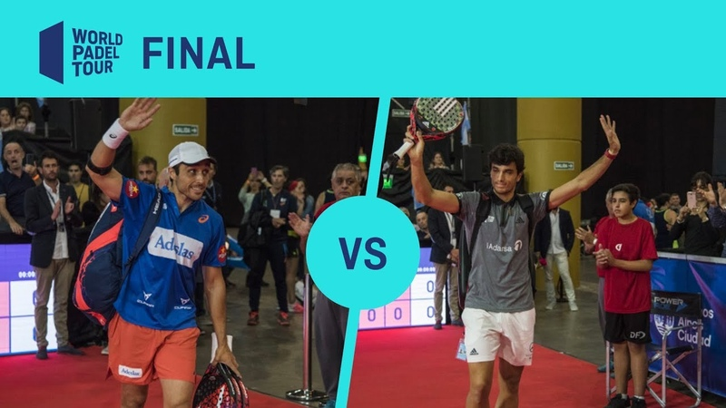 Resumen Bela/Lima VS Mieres/Galán Final Buenos Aires Padel Master 2019