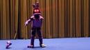 Mangafest 2018 Concurso cosplay Bonnie Five Nights at Freddy's