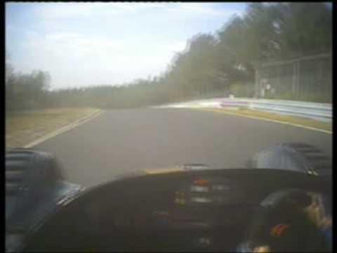 Рекордный круг Radical SR3 Turbo на Нюрбургринге (7:19)