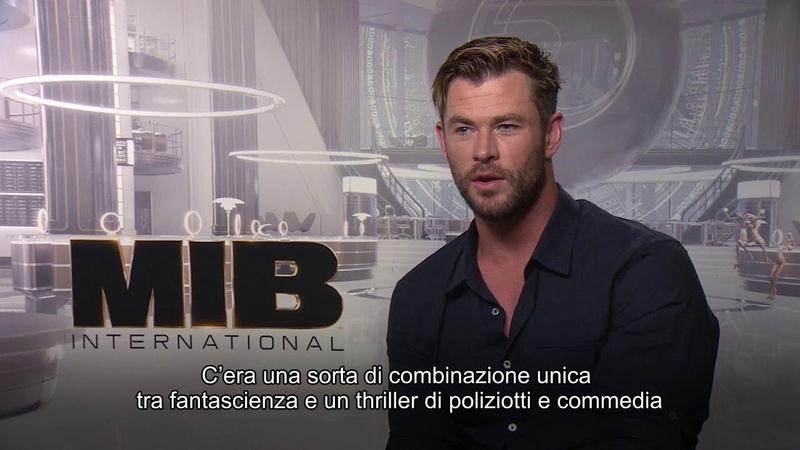 Chris Hemsworth da 'Avengers' a 'Men in Black': Col successo ho deciso di essere me stesso