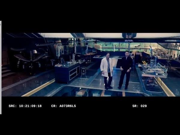 Avengers: Age of Ultron | VFX Breakdown