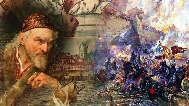 Освоение Поволжья (рассказывает историк Эдуард Дубман)