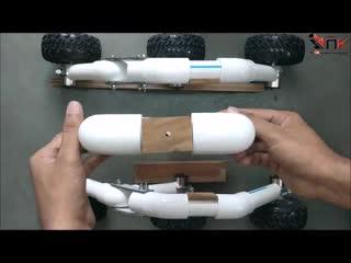 Как сделать робота скалолаза. rfr cltkfnm hj,jnf crfkjkfpf.