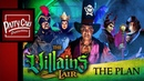 THE VILLAINS LAIR (Ep.3) - The Plan (feat. Jafar from Aladdin/Maleficent Mistress of Evil)