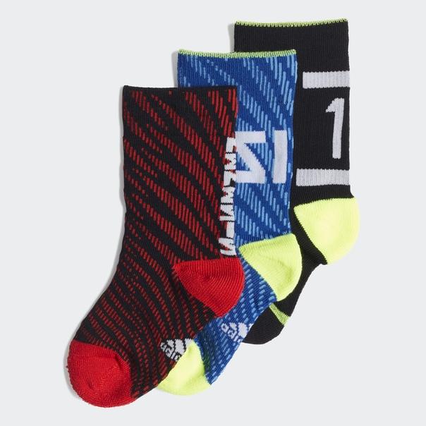 Три пары носков Messi