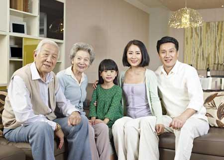 Наследственные заболевания могут передаваться из поколения в поколение без какого-либо заболевания.